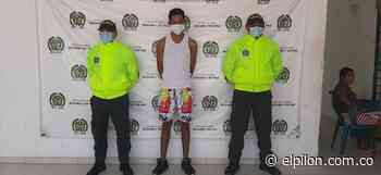 Lo capturaron por crimen de cobradiario en Chiriguaná - ElPilón.com.co