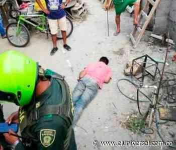 Asesinan a mecánico en el barrio Puerto Ubito de Los Palmitos - El Universal - Colombia
