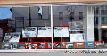 Kunst im Fenster - Neue Initiative in Schleiden - Trierischer Volksfreund