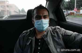 Periodista Juan Sarmiento fue detenido y trasladado a Tena - La Hora (Ecuador)