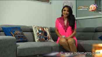 Edikelis Ng comparte sus experiencias como Reina de Calle Arriba de Pedasí - Telemetro