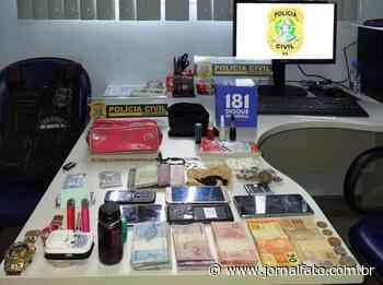 Família responsável por traficar em Muniz Freire é detida - Jornal FATO