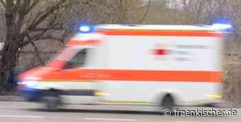 Burghaslach: +++ Witterungsbedingter Verkehrsunfall +++ - fränkischer.de - fränkischer.de