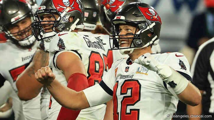 Super Bowl LV: Bucs Dominate Chiefs To Win Super Bowl