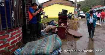 Alcaldía de El Dovio pide ayuda al Gobierno nacional ante delicada situación por ola invernal - Noticias Caracol