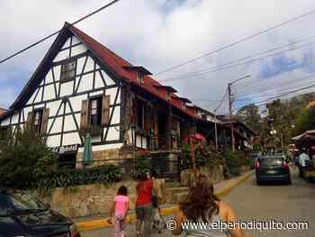 Diario El Periodiquito - En la Colonia Tovar se preparan para recibir a temporadistas en Carnaval - El Periodiquito