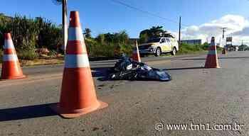 Pedestre morre atropelado na rodovia AL-465, em Porto Calvo - TNH1