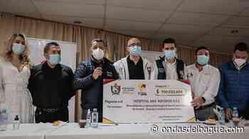 Financiarán la adecuación del hospital San Antonio del municipio de Herveo - Ondas de Ibagué