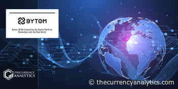 Bytom (BTM) Connecting the Digital World on Blockchain with the Real World - The Cryptocurrency Analytics
