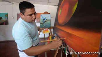 Taller de pintura cumple 30 años en Apastepeque   Noticias de El Salvador - elsalvador.com - elsalvador.com