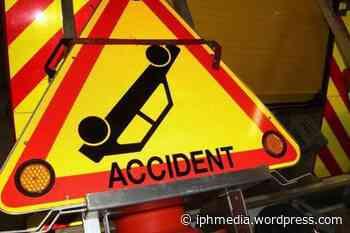 FLORENSAC : Un motard et sa passagère gravement blessés dans un accident. - IPH Média