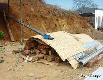 Autoridades intervienen tala ilegal en provincia piurana de Ayabaca - Agencia Andina