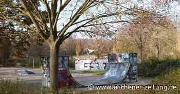 Geilenkirchen hofft auf Fördergelder für Skateanlage - Aachener Zeitung