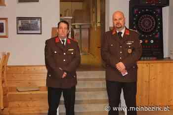 Zahlreiche Beförderungen in Eschenau: Rene Gramm bleibt Kommandant der FF Eschenau - Lilienfeld - meinbezirk.at
