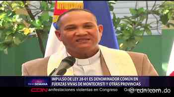 Desarrollo Fronterizo inaugura Oficina Regional Norte en Montecristi video - CDN