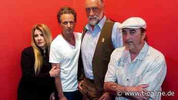 Bassist: Das Rückgrat von Fleetwood Mac - John McVie wird 75 - t-online.de