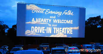A New Drive-In Theatre Is Opening Outside Montreal For One Month Only This Summer - MTL Blog