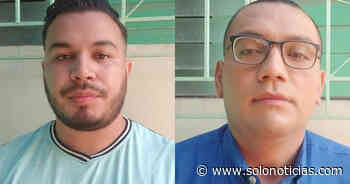 Capturados en Antiguo Cuscatlán estafaban a través de redes sociales - Solo Noticias