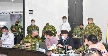 Consejo de seguridad ante hechos de orden público en Pore - Noticias de casanare - La Voz De Yopal