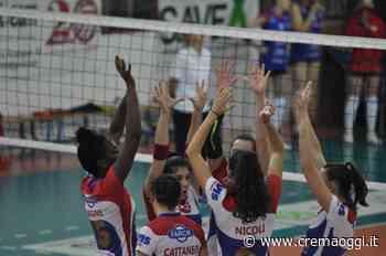 Volley B2, EnercomFimi troppo discontinua, nello scontro al vertice si impone Gorle - CremaOggi.it