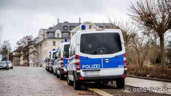 Messerangriff in Recke: 25-Jähriger lebensgefährlich verletzt – Polizei nimmt 19-Jährigen fest - osna.live