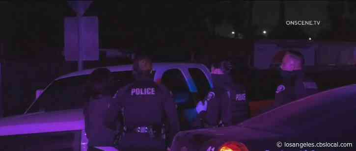 Pomona Pursuit Ends In Crash, 3-Hour Standoff