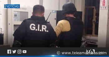 Daniel Salcedo fue trasladado a la cárcel de Latacunga - Teleamazonas