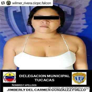 Capturada jefe de banda delictiva dedicada al robo de viviendas en Tucacas - El Carabobeño