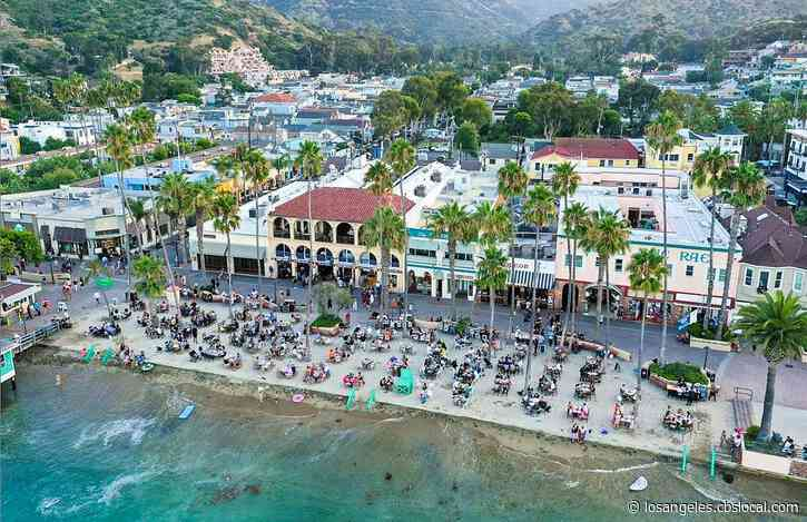 Catalina Island Reopening Friday, In Time For Valentine's Day, President's Day Holiday