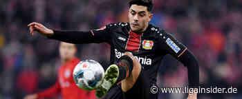 Nadiem Amiri ist zurück im Teamtraining von Bayer Leverkusen - LigaInsider