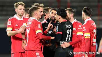 Rassismus-Vorwurf bei Union-Sieg! Wurde Leverkusens Nadiem Amiri beleidigt? - SportBILD