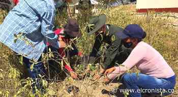 En Coyaima Policia realiza actividad ambiental - El Cronista
