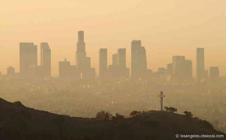 No-Burn Order In Effect Through Tuesday Over Much Of Southland