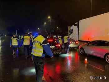 Essonne. Une vaste opération de gendarmerie menée à Bondoufle pour faire respecter le couvre-feu - Actu Essonne