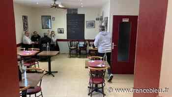 Saint-Pierre-des-Corps : le restaurant le Grillon a rouvert ses portes pour les ouvriers du BTP - France Bleu