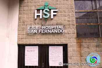 Empleados del hospital de Amagá, Antioquia están en cese de actividades parciales por falta de pago - Alerta Paisa