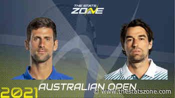 2021 Australian Open First Round – Novak Djokovic vs Jeremy Chardy Preview & Prediction - The Stats Zone