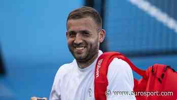 Tennis news - Dan Evans beats Jeremy Chardy, into Murray River Open final ahead of Australian Open - Eurosport COM