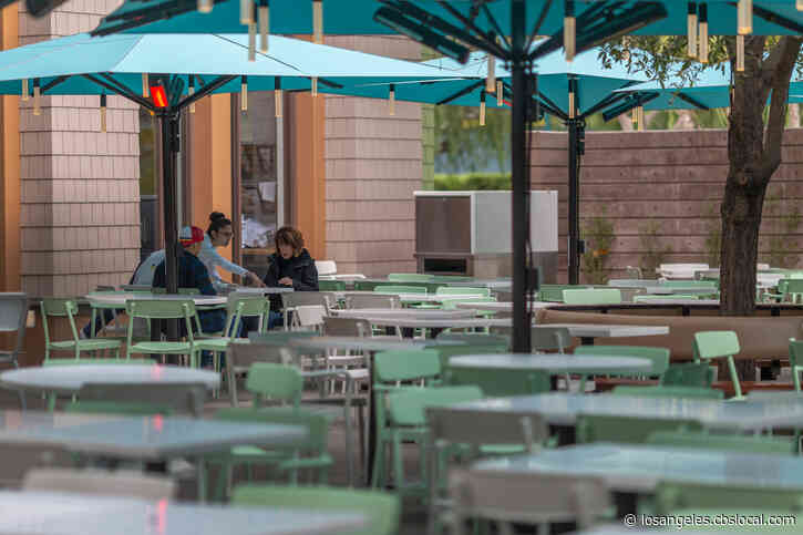 Disney California Adventure Park To Reopen In March For Outdoor Dining