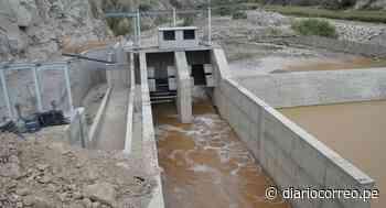 Las represas abandonadas de tres provincias de Pisco, Palpa y Nasca - Diario Correo