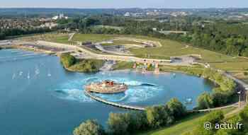 Seine-et-Marne. Une vague artificielle à Vaires-sur-Marne en 2023 - La Marne