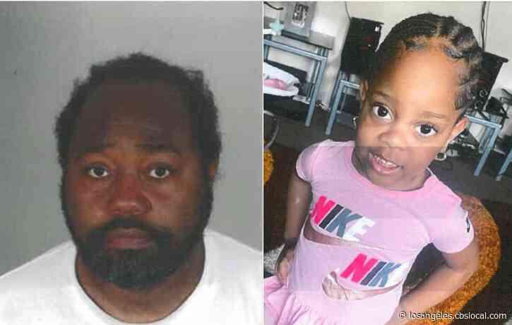 Police Searching For Man On Suspicion Of Abducting His 3-Year-Old Daughter