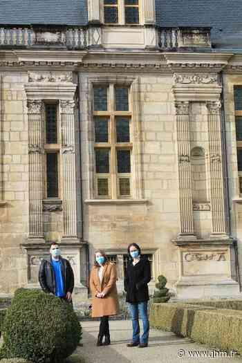 """Joinville : un """"Joinvilense"""" en visite au Grand-Jardin - le Journal de la Haute-Marne"""