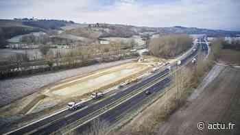 L'autoroute A61 sera fermée pendant trois nuits entre Villefranche-de-Lauragais et Castelnaudary - actu.fr