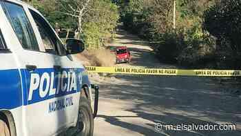Asesinan a una persona cerca de un mitin del PCN en Texistepeque, Santa Ana - elsalvador.com