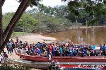 Indígenas de San Luis de Morichal amenazados por grupo minero armado - Crónica Uno