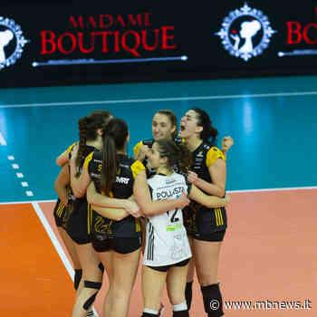 La Dolcos Volley Busnago conquista l'intero bottino volley - MBnews