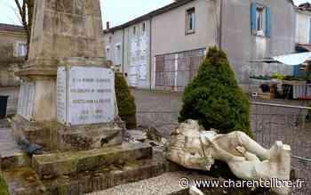 """Le """"poilu"""" de Champniers a rendu les armes - Charente Libre"""