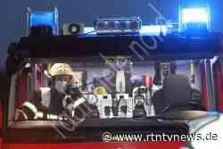 Hoisdorf: Feuerwehreinsatz nach Schornsteinbrand | *rtn - RTN - News und Bilder aus dem Norden