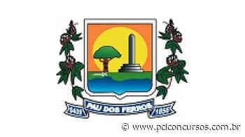 Processo Seletivo é anunciado pela Prefeitura de Pau dos Ferros - RN - PCI Concursos